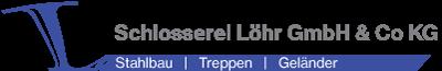 Schlosserei Löhr Logo